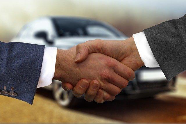 קנייה ומכירת רכב
